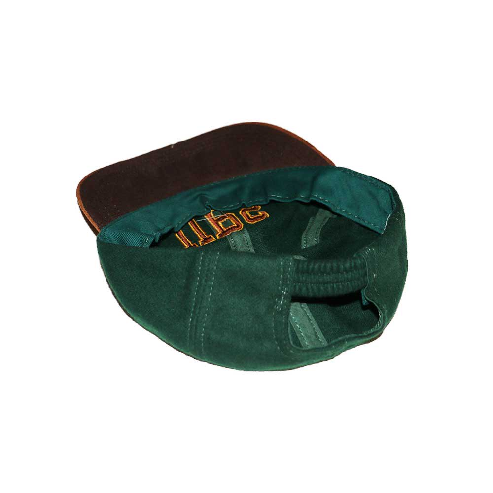 w-means(ダブルミーンズ) Goring Bros inc ウールキャップ(Made in U.S.A.)ONE SIZE FITS ALL Forestgreen 詳細画像4