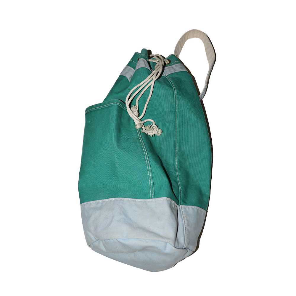 w-means(ダブルミーンズ) CANVAS BAG MACHINE コットンバッグ  one size  mint green 詳細画像
