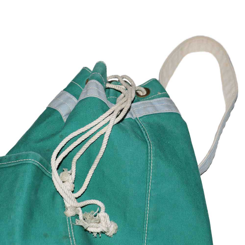 w-means(ダブルミーンズ) CANVAS BAG MACHINE コットンバッグ  one size  mint green 詳細画像2
