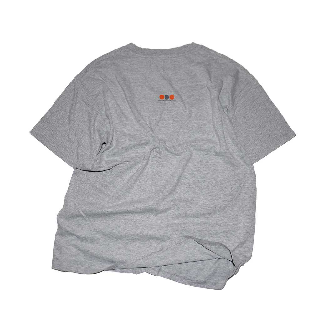 w-means(ダブルミーンズ) Project Dragon コットン半袖Tシャツ 表記L  Gray 詳細画像5
