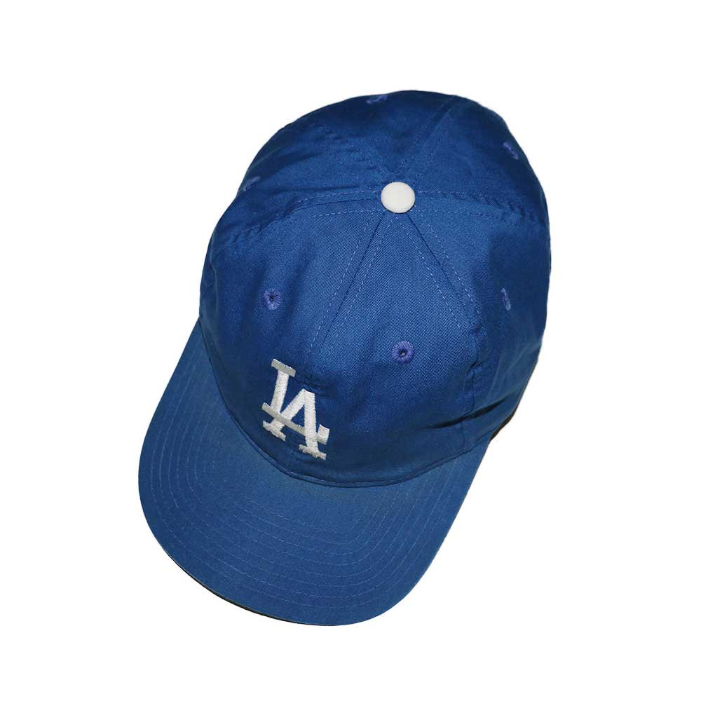 w-means(ダブルミーンズ) Los Angeles Dodgers コットンキャップ one size fits all 青 詳細画像