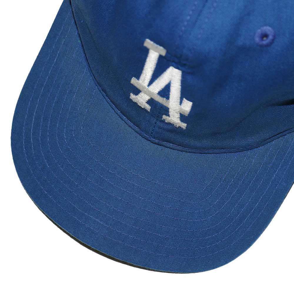 w-means(ダブルミーンズ) Los Angeles Dodgers コットンキャップ one size fits all 青 詳細画像1