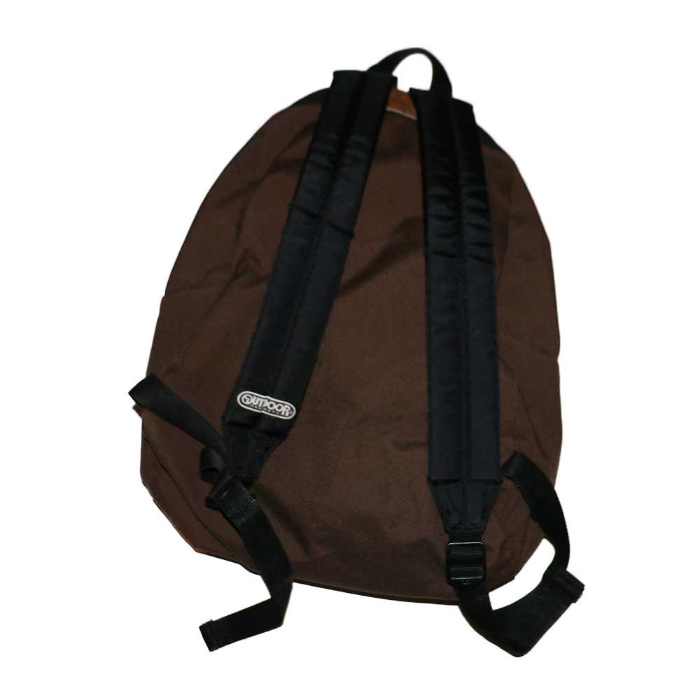 w-means(ダブルミーンズ) OUTDOOR  CORDURA ナイロンバッグパック  one size  茶色 詳細画像1