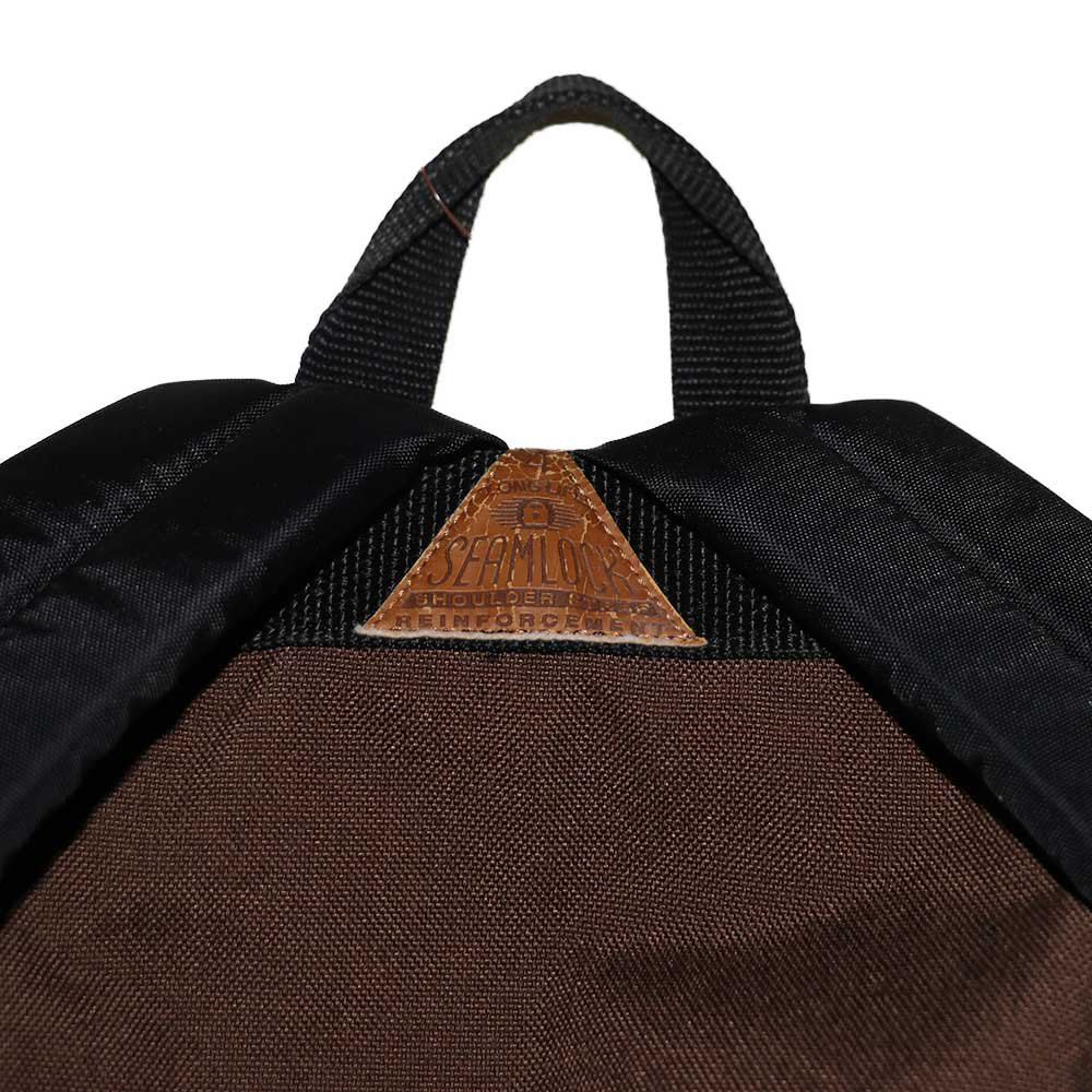 w-means(ダブルミーンズ) OUTDOOR  CORDURA ナイロンバッグパック  one size  茶色 詳細画像3