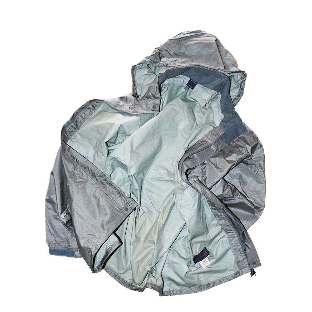 w-means(ダブルミーンズ) 90's mont-bell  GORE-TEX ナイロンジャケット(Made in JAPAN)表記JAPAN-xL  Silver 詳細画像3