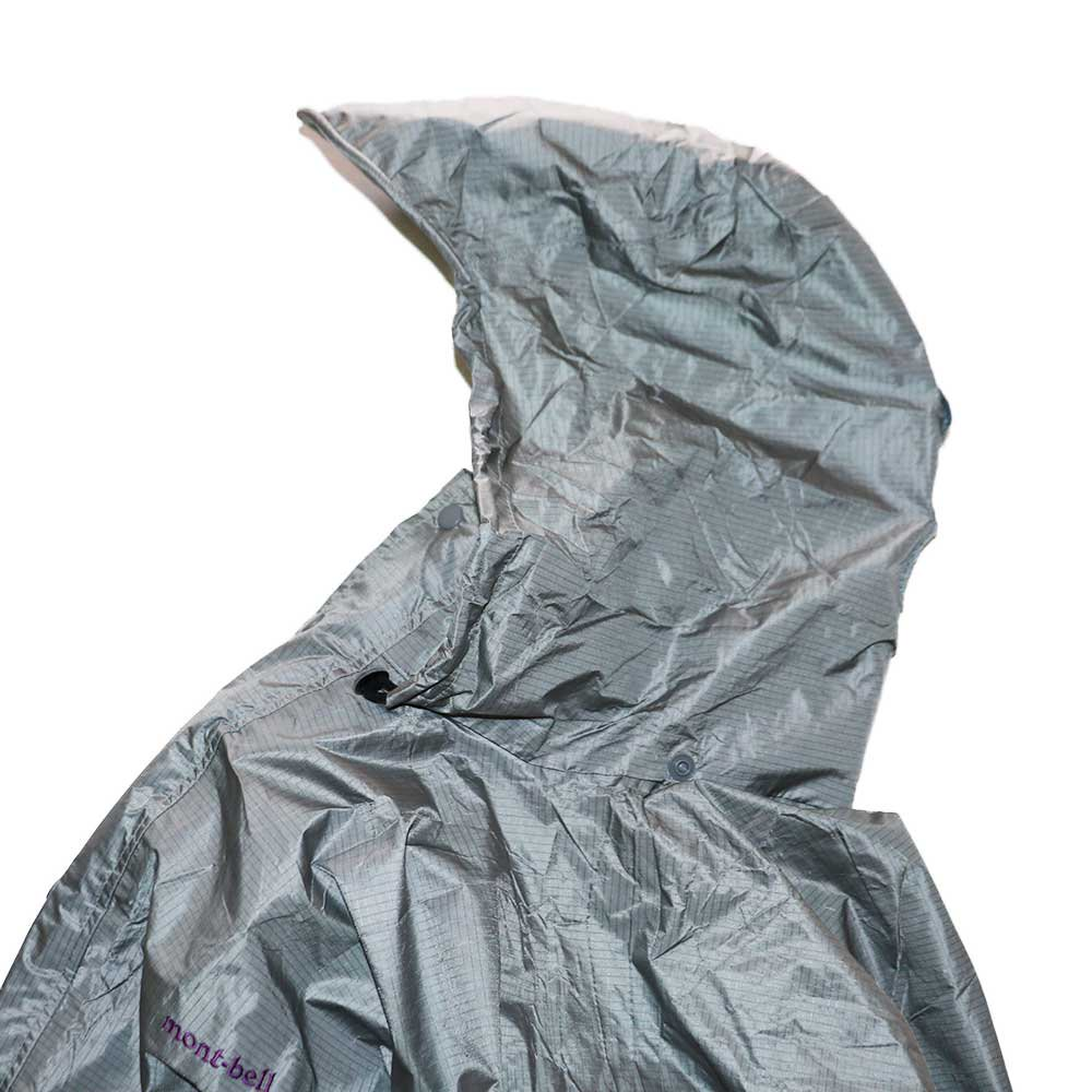 w-means(ダブルミーンズ) 90's mont-bell  GORE-TEX ナイロンジャケット(Made in JAPAN)表記JAPAN-xL  Silver 詳細画像5