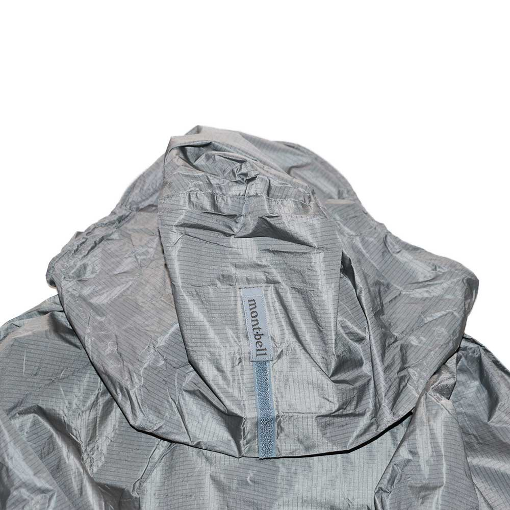 w-means(ダブルミーンズ) 90's mont-bell  GORE-TEX ナイロンジャケット(Made in JAPAN)表記JAPAN-xL  Silver 詳細画像7
