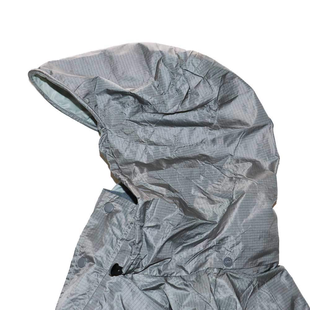 w-means(ダブルミーンズ) 90's mont-bell  GORE-TEX ナイロンジャケット(Made in JAPAN)表記JAPAN-xL  Silver 詳細画像8