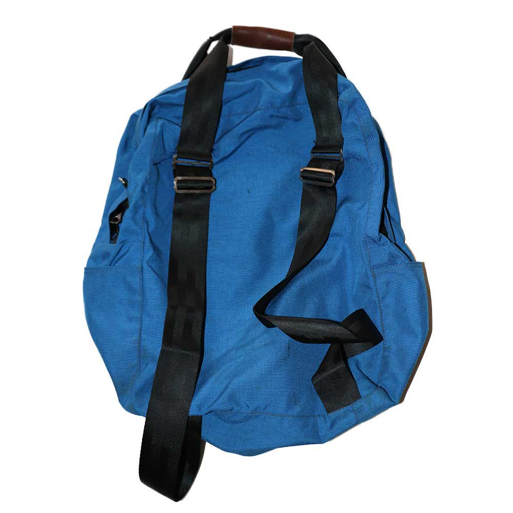 w-means(ダブルミーンズ) WILDERNESS EXPERIENCE ナイロンバックパック   45.3×36×17  Blue 詳細画像1