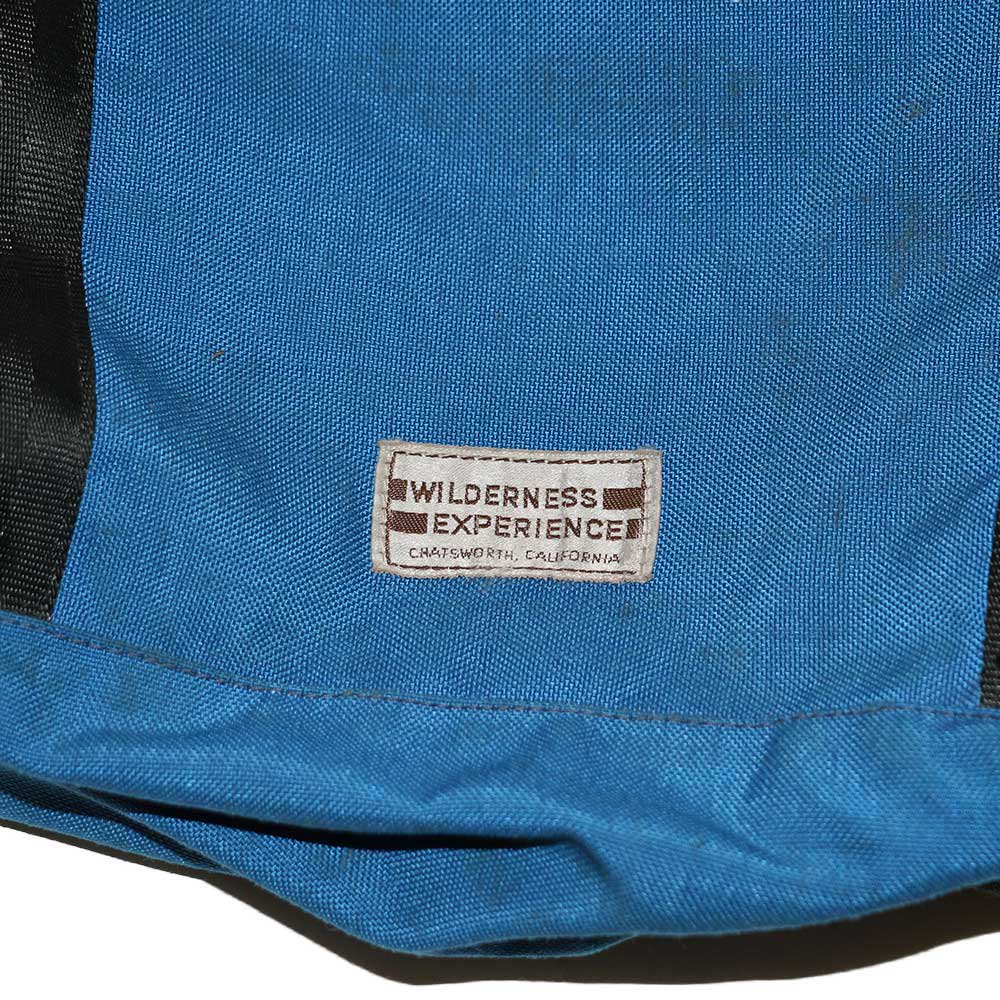 w-means(ダブルミーンズ) WILDERNESS EXPERIENCE ナイロンバックパック   45.3×36×17  Blue 詳細画像2