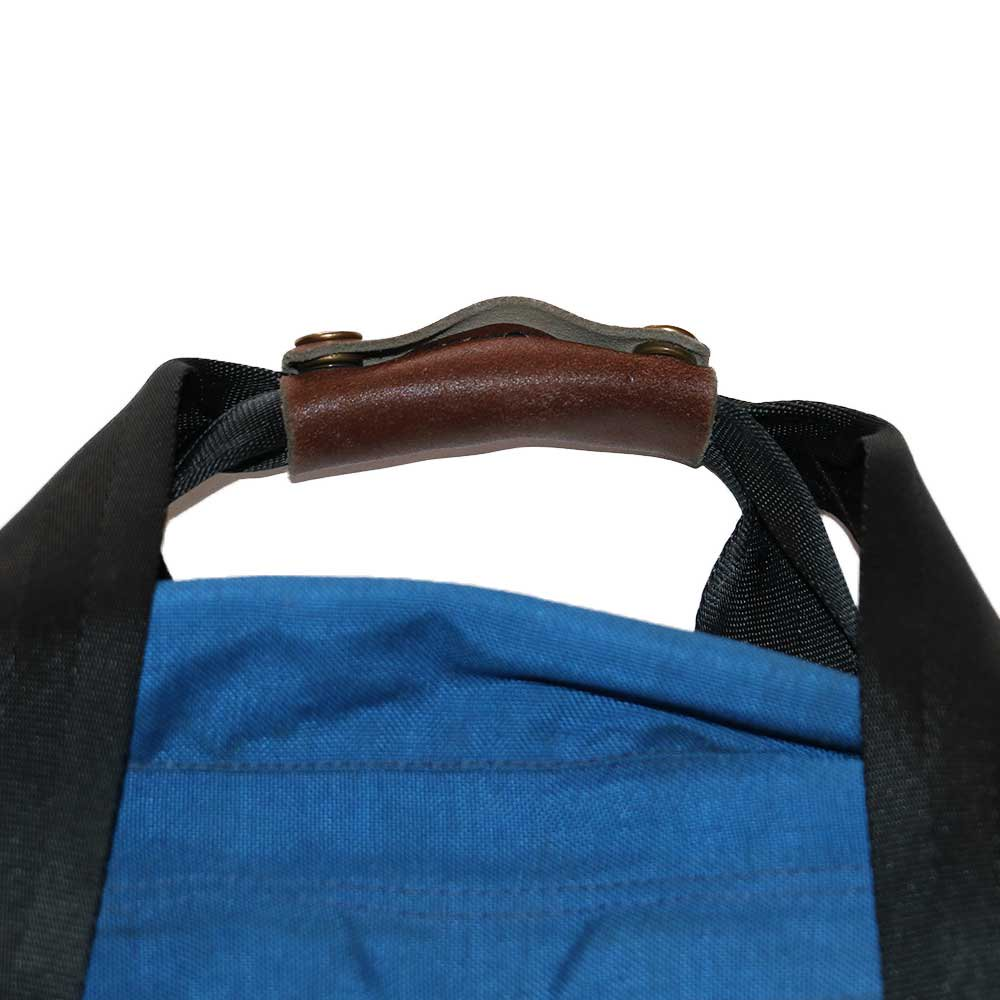w-means(ダブルミーンズ) WILDERNESS EXPERIENCE ナイロンバックパック   45.3×36×17  Blue 詳細画像3