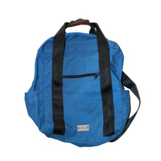 WILDERNESS EXPERIENCE ナイロンバックパック   45.3×36×17  Blue