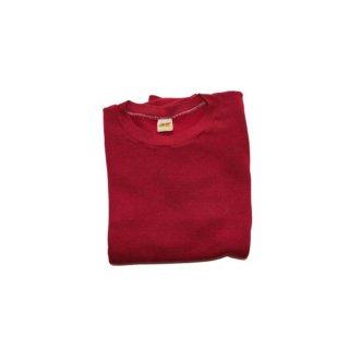RUSSELL コットンクルーネックスウェット(Made in U.S.A.)表記L  Dark Red