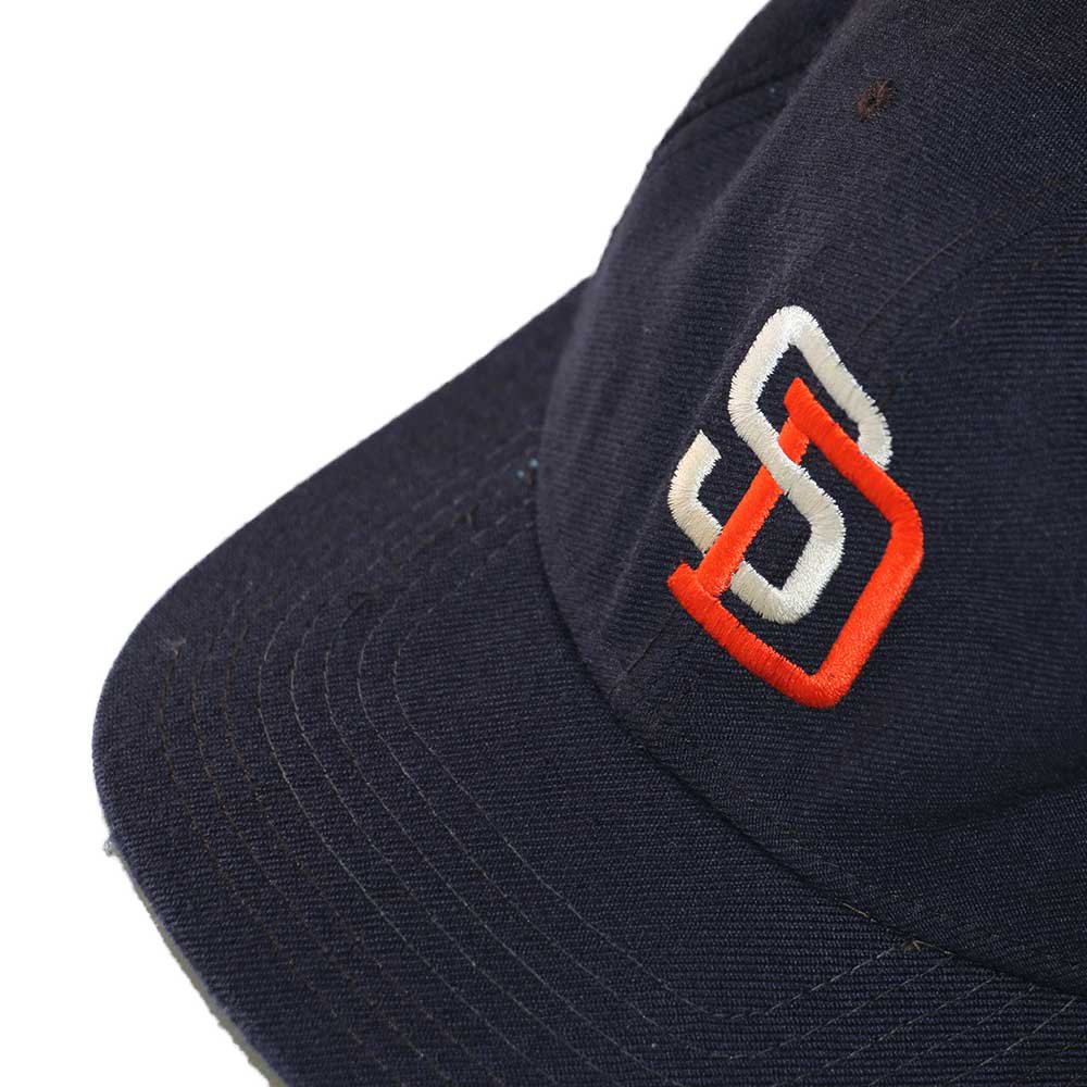 w-means(ダブルミーンズ) San Diego Padres ベースボールキャップ  one size fits all  紺黒 詳細画像1