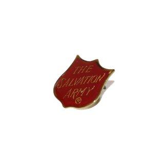 THE SALVATION ARMY PINS