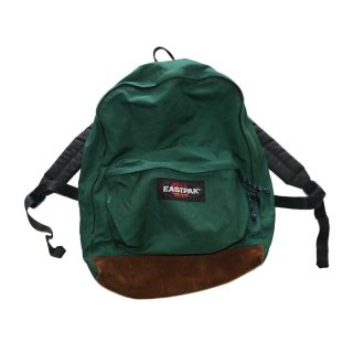 EASTPAK ナイロンバックパック(Made in U.S.A.)ForestGreen