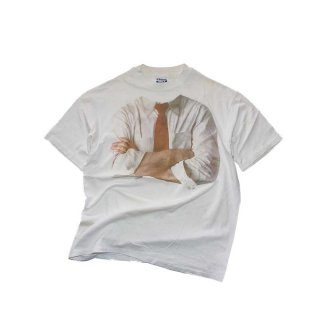 THE NORTON T-SHIRT  100%コットン半袖T(Made in U.S.A.)表記L   white