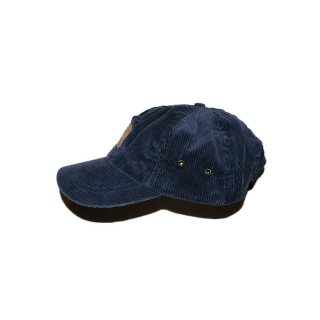 G.H.BASS & CO. コーディロイキャップ  one size fits all  Navy