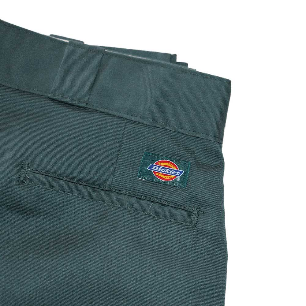 w-means(ダブルミーンズ) Dickies ポリエステルワークパンツ(MADE IN U.S.A.)表記36×30  SmokeGreen 詳細画像1