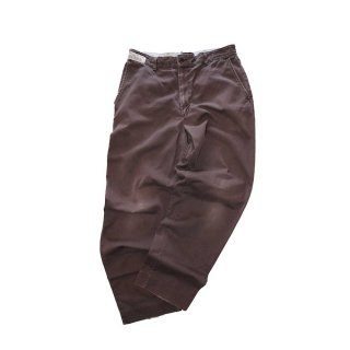 REDKAP コットンワークパンツ (MADE IN MEXICO)表記34   Brown