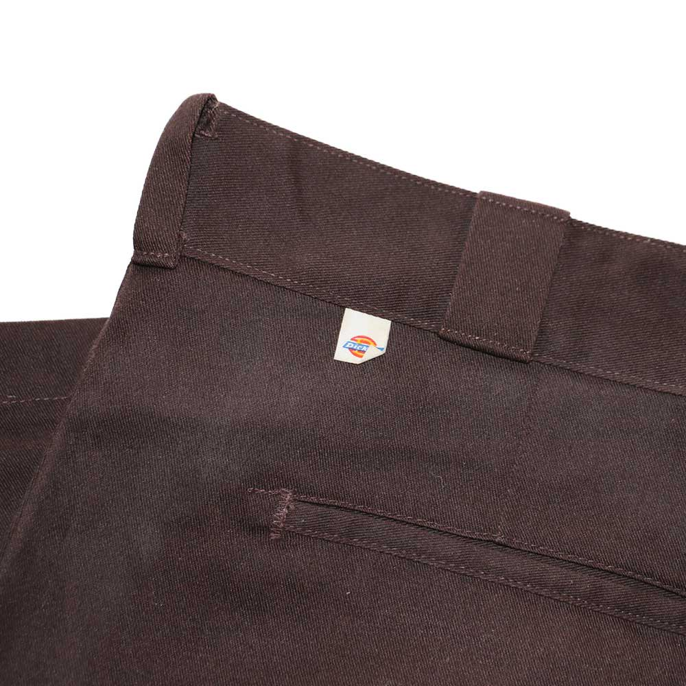 w-means(ダブルミーンズ) Dickies ワークパンツ(MADE IN U.S.A.)表記34   D.Brown 詳細画像4