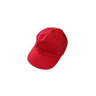 BANANA REPUBLIC コットンキャップ  表記M - one size fits all  Red