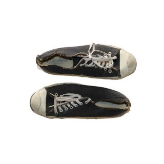 Converse JackPurcell(Made in U.S.A.)表記なし  Black