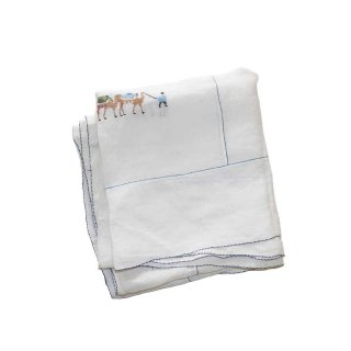 unknown  tablecloth   one size  white