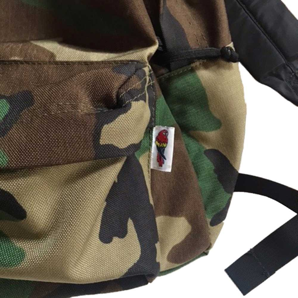 w-means(ダブルミーンズ) PARROTT CANVAS CO. バックパック(Made in U.S.A.)one size 迷彩柄 詳細画像1