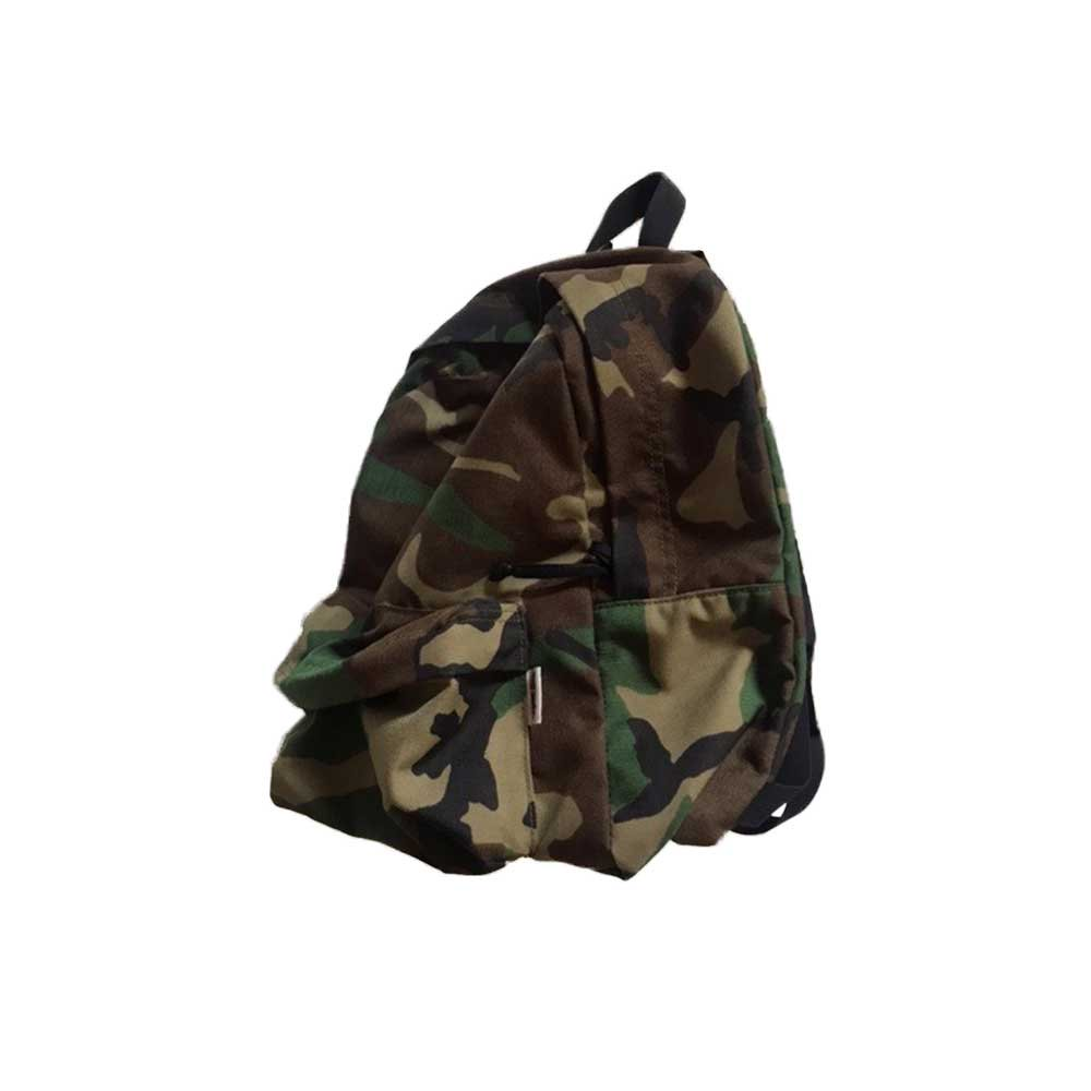 w-means(ダブルミーンズ) PARROTT CANVAS CO. バックパック(Made in U.S.A.)one size 迷彩柄 詳細画像3