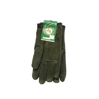 JA Fine Quality Gloves (Dead Stock)one size  Forestgreen