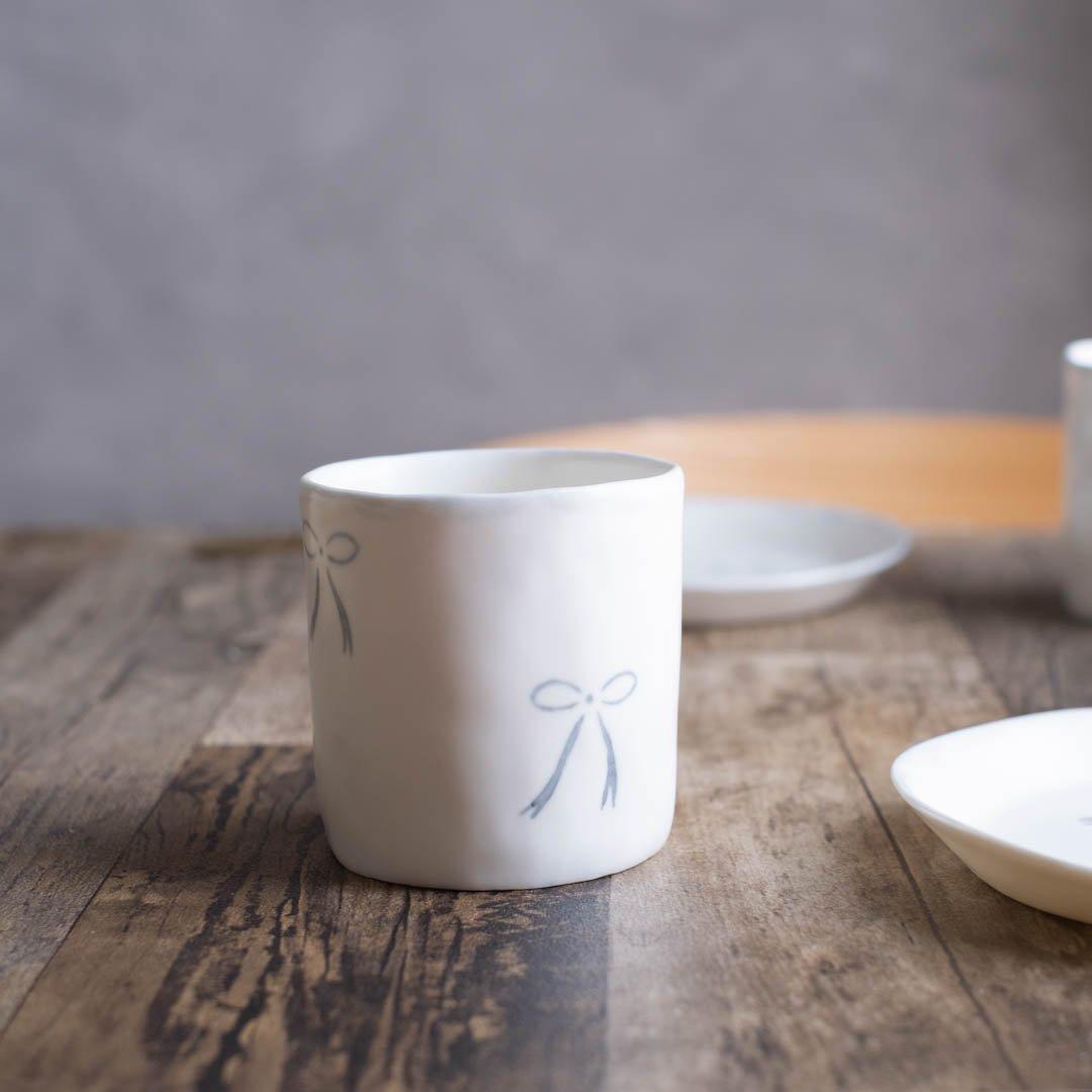 【9月3日発売】桂さえか 小柄フリーカップ リボン