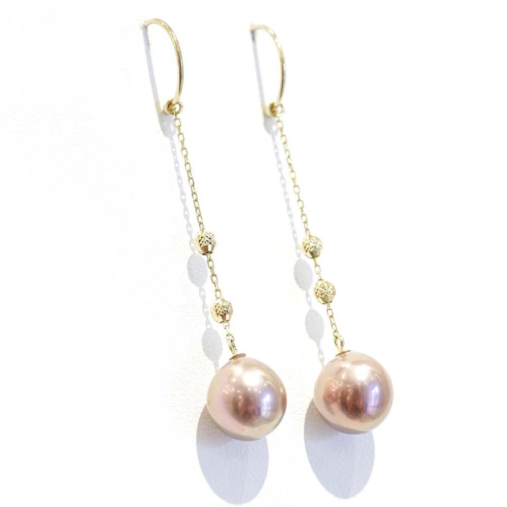 Jewelry marlon<br>K18YG 淡水パール<br>