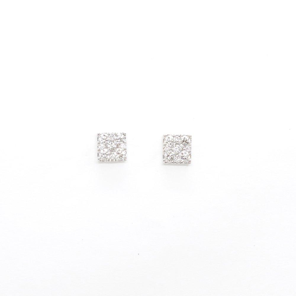 Select Line<br>K18WG ダイヤモンド<br>