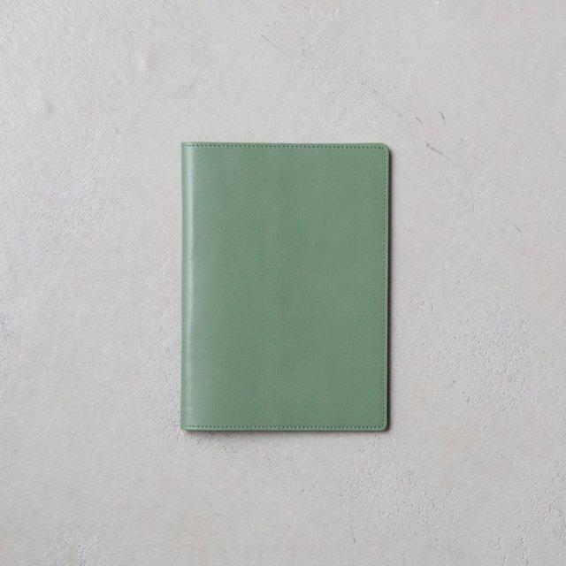 GF&CO. B6ノートカバー GREEN