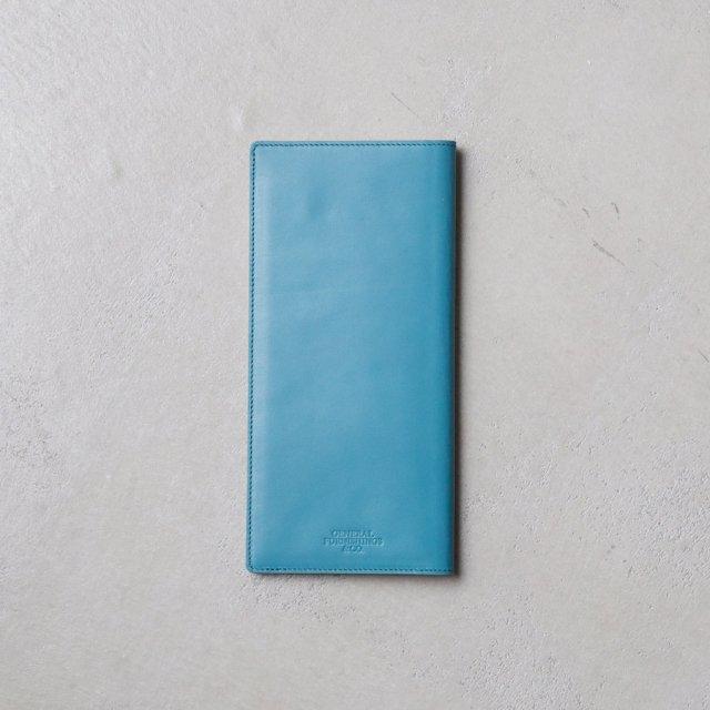 GF&CO. パスポートケース BLUE