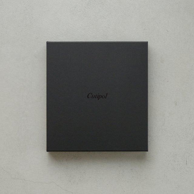 Cutipol専用 ギフトボックス 6本用 BLACK