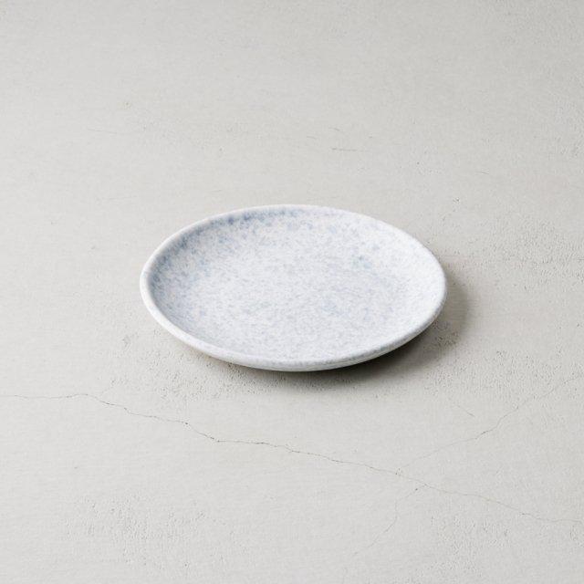 <img class='new_mark_img1' src='https://img.shop-pro.jp/img/new/icons43.gif' style='border:none;display:inline;margin:0px;padding:0px;width:auto;' />Uh la la Ceramics × GF&CO. ポーセリンプレート S WHITE BLUE
