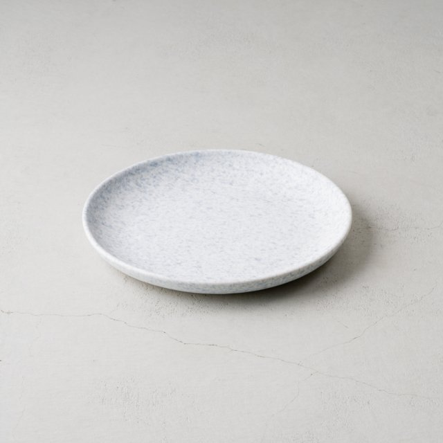 Uh la la Ceramics × GF&CO. ポーセリンプレート M WHITE BLUE