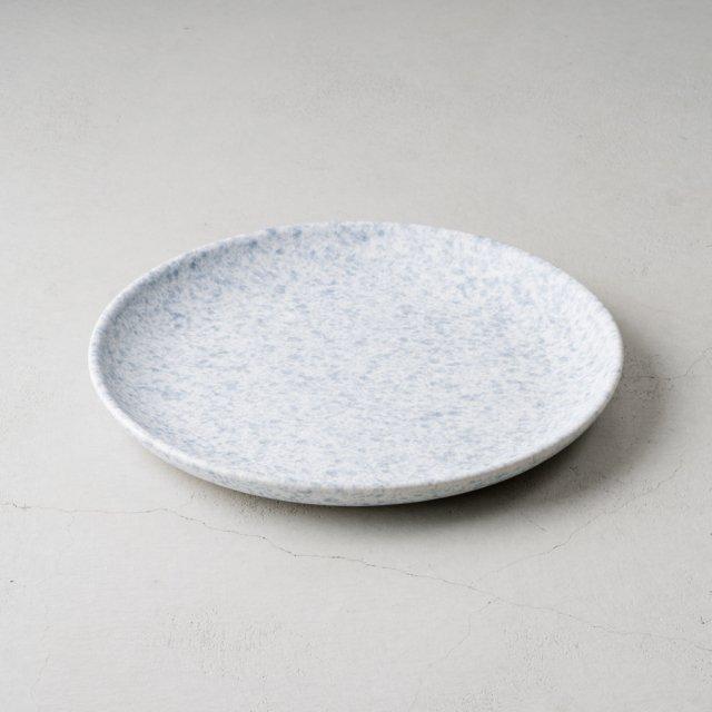 Uh la la Ceramics × GF&CO. ポーセリンプレート L WHITE BLUE