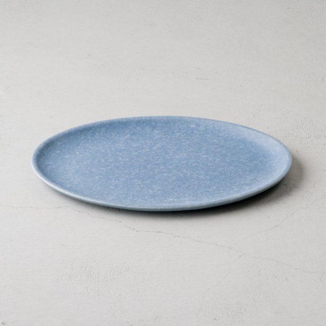 Uh la la Ceramics × GF&CO. オーバルプレート L BLUE