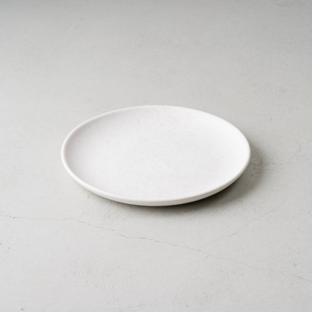 Uh la la Ceramics × GF&CO. ポーセリンプレート M WHITE