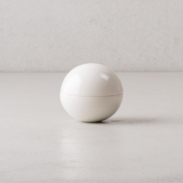 Uh la la Ceramics ボンボニエール WHITE (艶あり)