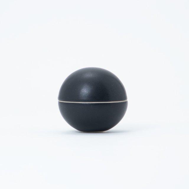 Uh la la Ceramics ボンボニエール BLACK (艶なし)