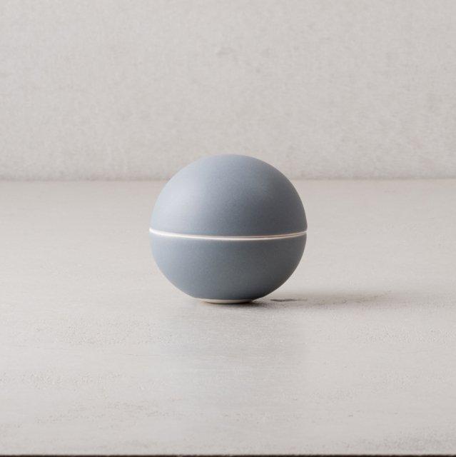 Uh la la Ceramics ボンボニエール GRAY (艶なし)