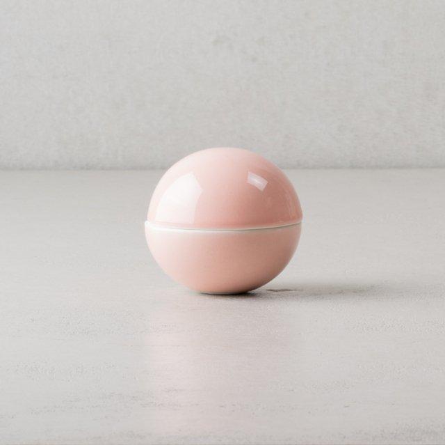Uh la la Ceramics ボンボニエール PEACH (艶あり)