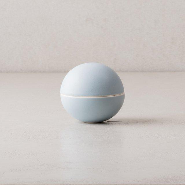 Uh la la Ceramics ボンボニエール BABY BLUE (艶なし)