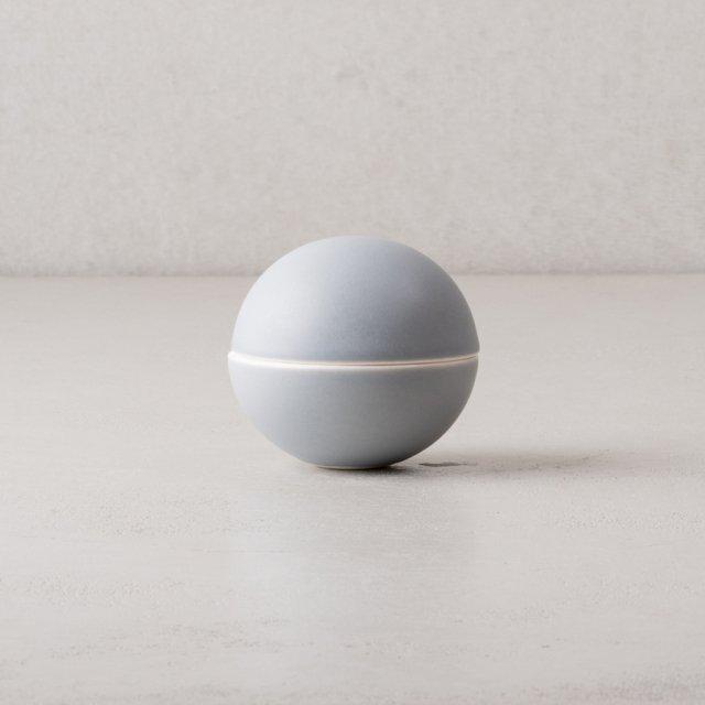 Uh la la Ceramics ボンボニエール DARK GRAY (艶なし)