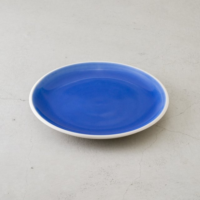 MIRO MADE THIS × GF&CO. ポーセリンプレート M BLUE