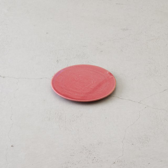 KWON JAEWOO コースター RED